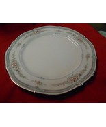 """-Great Collectible NORITAKE """"Rothschild"""" ....1 DINNER PLATE - $10.80"""