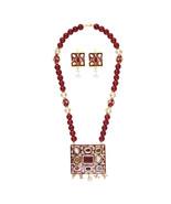 Efulgenz Designer Necklace Set for women - $37.00