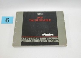 1995 Taurus Sable Electrical and Vacuum Trouble Shooting Service Manual USED 6 - $17.77