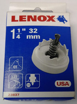 "Lenox 23837 1-1/4"" Carbide Hole Cutter Hole Saw USA - $18.81"