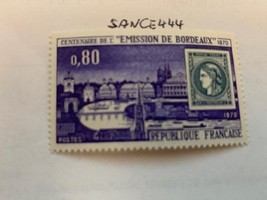 France First Bordeaux stamp 1970 mnh    stamps - $1.20