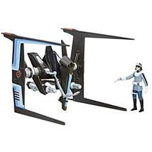 Star Wars Force Canto Bight Police Speeder and Canto Bight Police Figure - $24.70