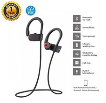 Wireless Bluetooth Headphones for Runner or sports workout - $24.31