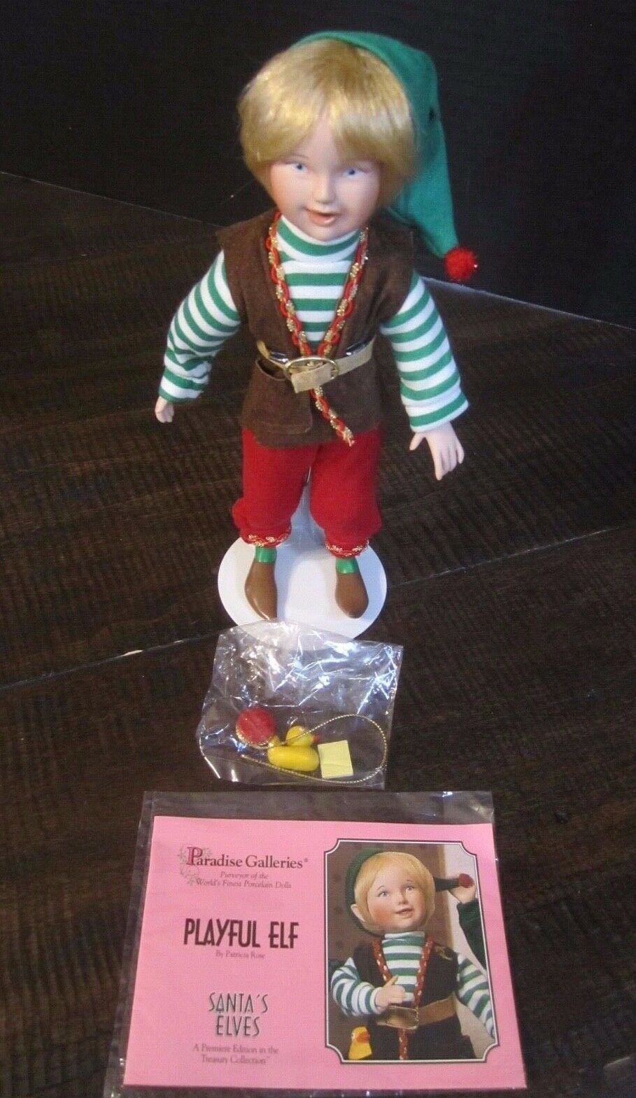 Paradise Galleries Playful Elf Santas elves and 5 similar items