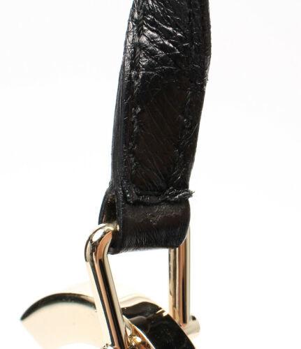 Auth GUCCI GG Supreme Shoulder Hand Bag Black Canvas Inner Pockets G451