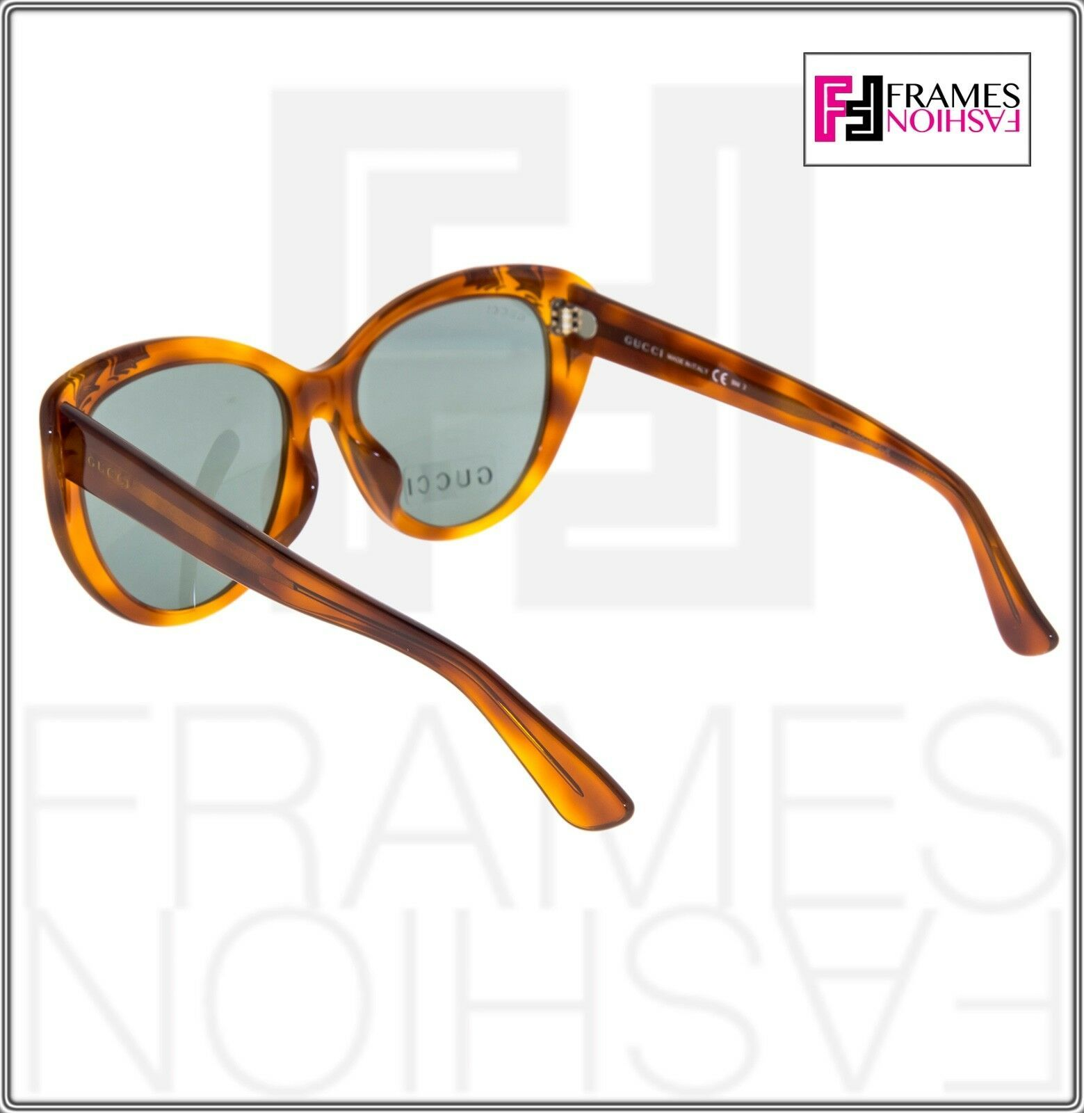 f1b73e582 GUCCI GG3828/F/S Blonde Havana Mother Of Pearl Sunglasses ASIAN FIT 3828  3806