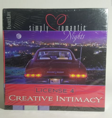 Simple Romantic Nights License 4 Creative Intimacy volume 2 Romance Is Back
