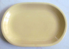 "Gibson Houseware Yellow (Older) Large Serving Plate Tray 12 1/4""   Made ... - $29.99"