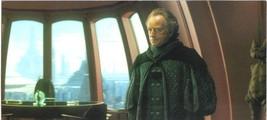 Star Wars Episode I: Senator Palpatine 4 x 9 Panorama Postcard NEW UNUSED - $3.00