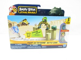 Angry Birds Star Wars Fight on Tatooine Battle Game 2012 New Sealed Ligh... - $29.65