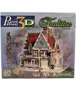 1999 Wrebbit 225 Piece 3D Puzzle Tradition Collection # P3D - 6101 - $39.59