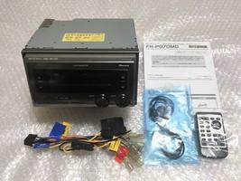 carrozzeria FH-P070MD CD/MD tuner receiver - $291.42