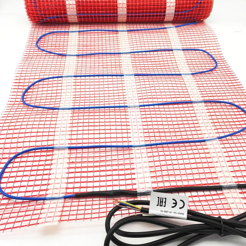 Minco Heat 0 5m2 Twin Conductor Electric Radiant Floor