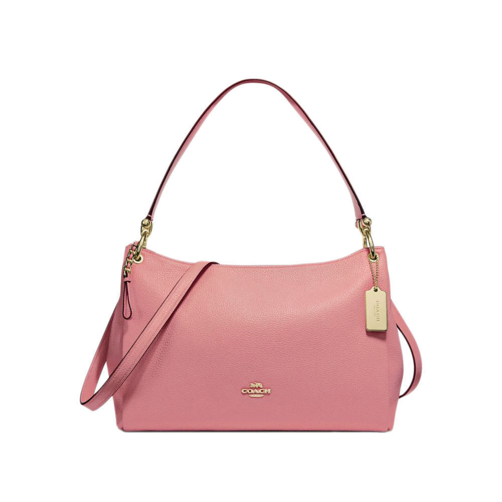 990acc54fa New Coach (F28966) Vintage Pink Mia Pebbled and 50 similar items