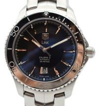 TAG Heuer Calibre 5 Automatic Men's Watch WJ201A - Mint! - $985.05