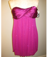Jump Strapless Glitter Bubble Dress Size 3/4 - $42.00