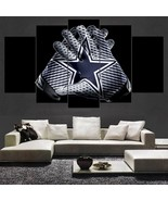 Dallas Cowboys Wall Art Canvas Painting Home Decor Picture Poster HD Foo... - $48.00+