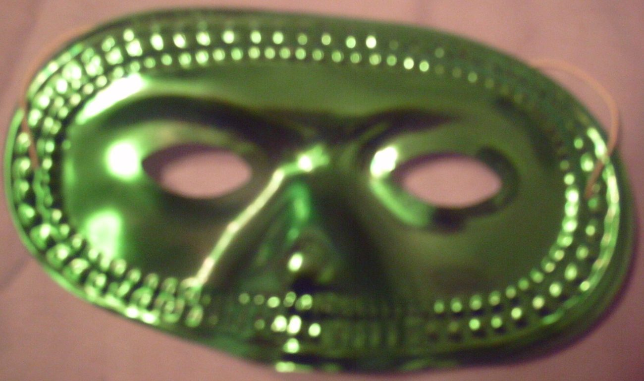 Halloween & Mardi Gras Crowns and Masks (6 each)