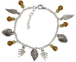 Leaf bracelet  #FB00007 - $21.00