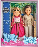 Famosa Nancy E Lucas 700015374. Anno 1978 Reissue 2018 49 x 40 X 13 CM - $339.41