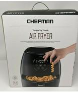 CHEFMAN Turbo Fry Touch Air Fryer - 3.5 Liter - 1200 Watt *****Please Re... - $56.42