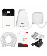 HiBoost Home 4K Plus Pro Cell Signal Booster Kit for AT&T, Verizon, T-Mo... - $549.99