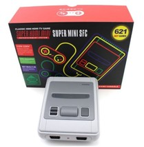 Snes mini SFC Classic Edition Clone 621 Games Built In Nintendo Retro 8bit - $69.99