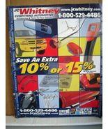 J.C. Whitney Auto Accessories & parts Catalog 2003 - $3.99