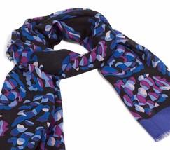 NWT Vera Bradley Soft Wool scarf In Alpine Floral Pinecones - $25.99