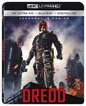 Dredd (4K Ultra HD+Blu-ray)