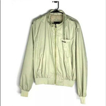 MEMBERS ONLY 48 By Europe Craft, Tan Jacket Pre-Owned Fast Free Shipping - $34.65