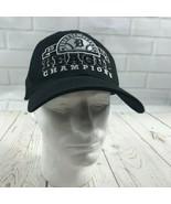 Mens Womens Detriot Tigers Baseball 2012 Champions Black Size M-L Hat Cap - $17.81