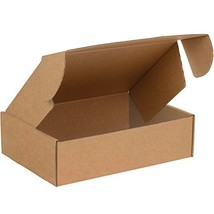 Boxes Fast BFMFL1294K Deluxe Literature Cardboard Mailers, 12 1/8 x 9 1/... - $102.14