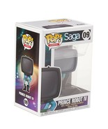 NEW SEALED Funko Pop Figure Saga Prince Robot IV - $13.99