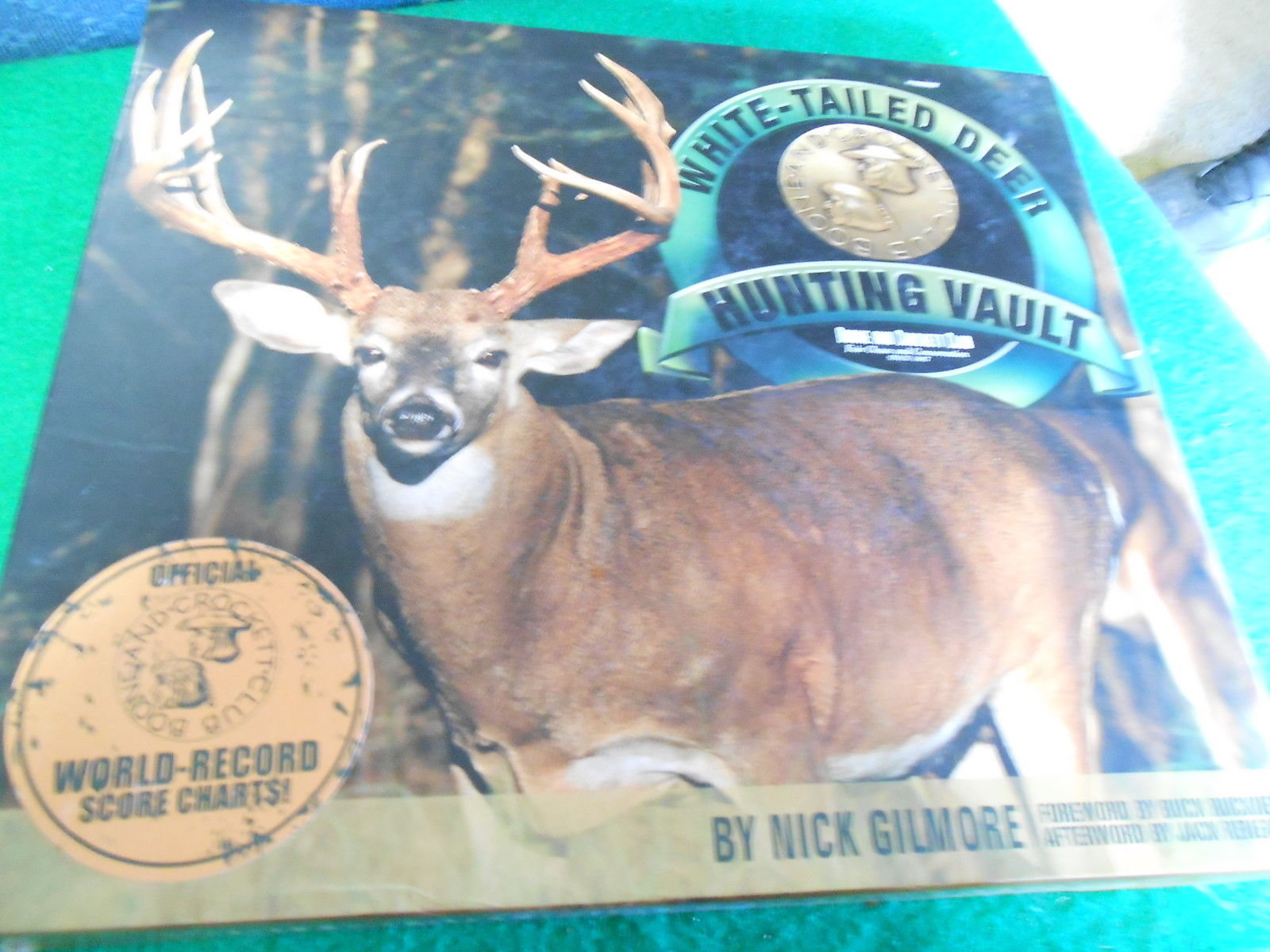 Primary image for Great WHITE-TAILED DEER HUNTING VAULT by Nick Gilmore.......................SALE