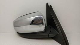 2007-2010 Bmw X5 Passenger Right Side View Power Door Mirror Chrome 74871 - $276.67