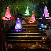 Halloween Decoration Witch Hat LED Lights Halloween Elf Ears Kids Home P... - $8.20+