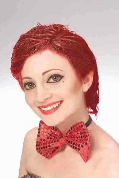 Primary image for Forum Novelties Rocky Horror Picture Show Columbia Wig Halloween Costume 55027