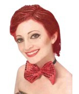 Forum Novelties Rocky Horror Picture Show Columbia Wig Halloween Costume... - £12.02 GBP