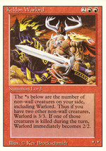 Magic: The Gathering 3rd Edition - Keldon Warlord - $0.25