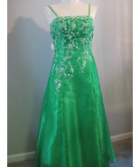 Bella Formal Gown By Venus Size 14 - $92.00