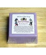 Blackberry Sage Soap and Perfume Oil by Berrysweetstuff.com  HANDMADE - $11.25