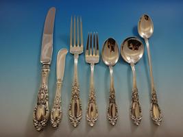King Richard by Towle Sterling Silver Flatware Set 8 Service 62 Pcs Dinn... - $4,500.00