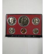 1976 UNITED STATES PROOF SET S MINT MARK. IKE DOLLAR - $15.47