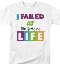 Game of Life I Failed T-shirt classic retro 70s 80s toys graphic printed tee image 1