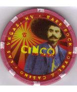 $5 HARD ROCK HOTEL Las Vegas CINCO DE MAYO 2008 Casino Chip - $15.95