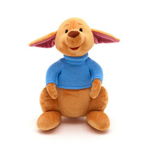 "Disney Parks Roo 9"" Winnie The Pooh Bean Bag Plush New With Tags - $25.86"