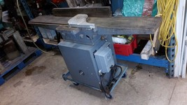 """ROCKWELL DELTA 37-315 8"""" WOODWORKING JOINTER 3 PHASE - $1,336.50"""