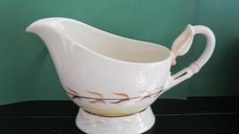 Vintage Vernon Kilns Arcadia California Pottery Gravy Sauce Pitcher Pris... - $11.00