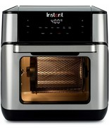 Instant Vortex Plus Air Fryer Oven 7 in 1 with Rotisserie 10 Qt  BRAND NEW - $138.59